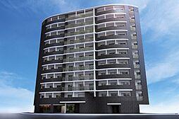 エステムプラザ京都河原町通IIレジデンシャル[4階]の外観