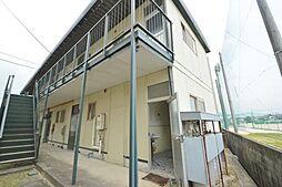 広島県広島市佐伯区美の里2丁目の賃貸アパートの外観