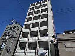 セレブコート弁天[8階]の外観