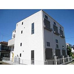 神奈川県大和市鶴間1丁目の賃貸アパートの外観