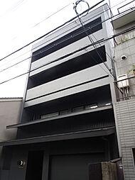 京都府京都市下京区高倉通高辻下る葛籠屋町の賃貸マンションの外観
