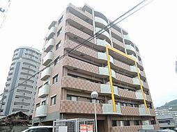 福岡県北九州市八幡東区荒生田3丁目の賃貸マンションの外観