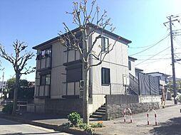 コースト京葉[2階]の外観