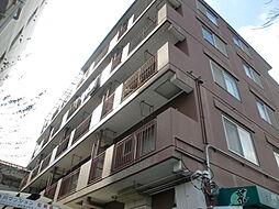 金川マンション[2階]の外観