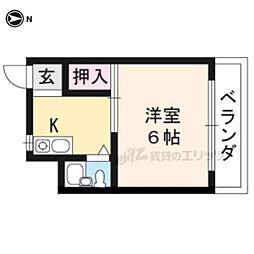 京都地下鉄東西線 椥辻駅 徒歩20分