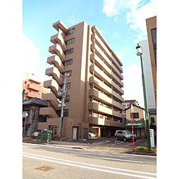 新潟県新潟市中央区西堀前通1番町の賃貸マンションの外観