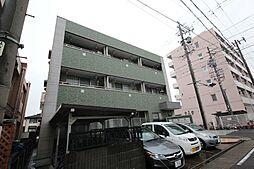 愛知県名古屋市港区千鳥2丁目の賃貸マンションの外観