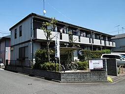 [テラスハウス] 東京都日野市豊田2丁目 の賃貸【/】の外観