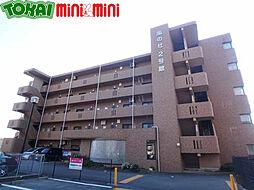 三重県松阪市高町の賃貸マンションの外観
