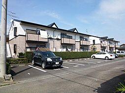 サンハイム平塚[A203号室]の外観