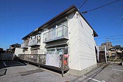 長野ハイツB[2階]の外観
