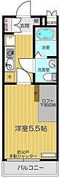 KTmaison[2階]の間取り