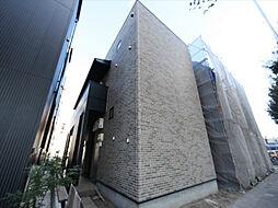 愛知県名古屋市南区本地通3丁目の賃貸アパートの外観