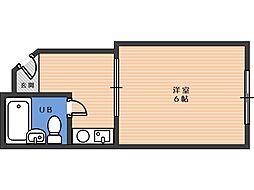 西田辺駅 2.6万円
