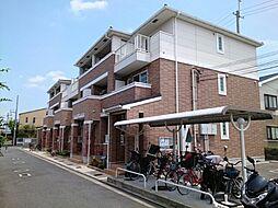 大阪府東大阪市衣摺3丁目の賃貸アパートの外観
