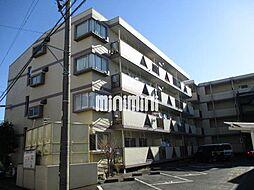 コーポラスシャロー[2階]の外観