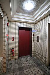 エレベーター完備。お部屋までの移動も楽々です