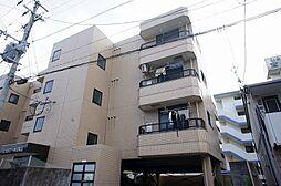 福岡県春日市宝町4丁目の賃貸マンションの外観