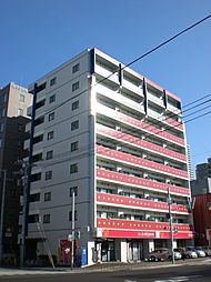 赤いマンション北大前[208号室]の外観