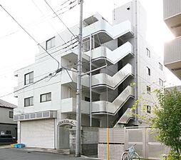 東京都東大和市桜が丘4丁目の賃貸マンションの外観