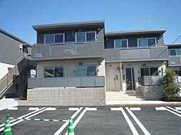 鹿児島県鹿児島市吉野町の賃貸アパートの外観