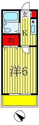 上本郷駅 1.5万円
