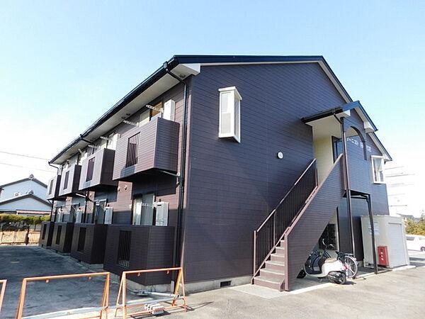 愛知県稲沢市日下部中町2丁目の賃貸アパート