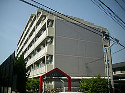 萬年青ガーデン[7階]の外観