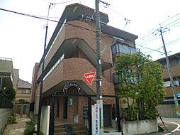 兵庫県西宮市甲子園一番町の賃貸マンションの外観