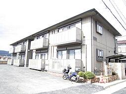 埼玉県入間郡毛呂山町岩井西5丁目の賃貸アパートの外観