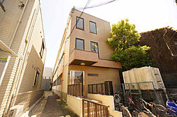 大阪府大阪市西淀川区姫里1丁目の賃貸マンションの外観