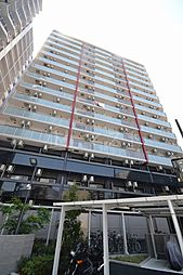 エステムコートディアシティWEST[8階]の外観