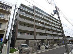 千葉県松戸市小金きよしヶ丘2丁目の賃貸マンションの外観