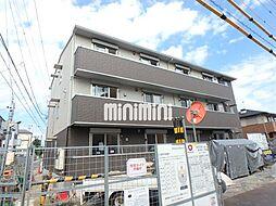 愛知県名古屋市昭和区広路本町6丁目の賃貸アパートの外観