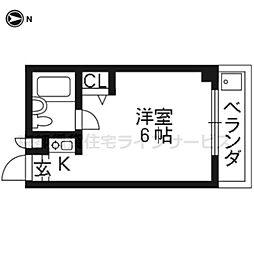 NOVA−F[302号室]の間取り