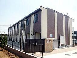 埼玉県さいたま市見沼区大谷の賃貸アパートの外観