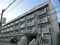 西駅前吉田マンション[4階]の外観