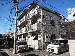 千山マンションII[1階]の外観