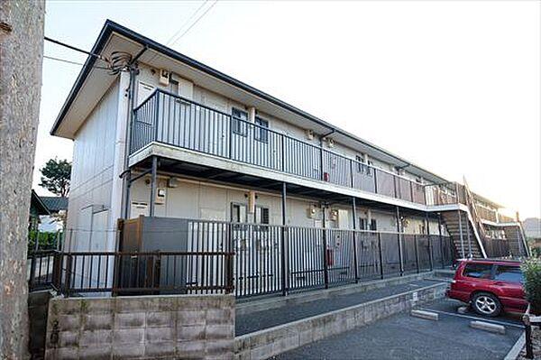 学生用 Akitsu Student Flats 2[1階]の外観