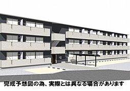 (仮称)D-room中吉野[1階]の外観