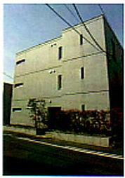 神奈川県川崎市幸区北加瀬1丁目の賃貸マンションの外観