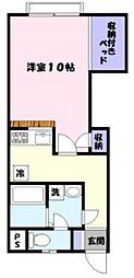 STAGE1[1階]の間取り