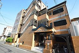エスポワール八田[4階]の外観