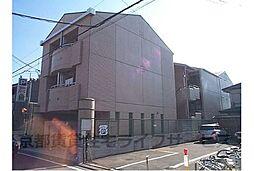 京都府京都市東山区大和大路通五条下る石垣町西側の賃貸マンションの外観