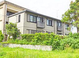 福岡県八女市龍ケ原の賃貸アパートの外観