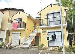 滋賀県大津市石山寺2丁目の賃貸アパートの外観
