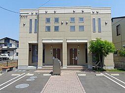 香川県坂出市加茂町の賃貸アパートの外観