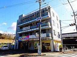 大阪府河内長野市石仏の賃貸マンションの外観