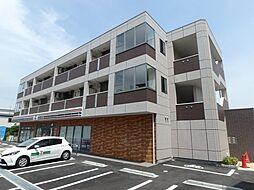 大阪府東大阪市岩田町1丁目の賃貸マンションの外観