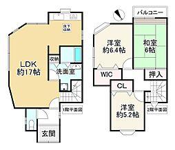 生駒駅 1,580万円